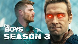 The Boys Season 3 Herogasm Announcement and TOP 10 WTF Predictions