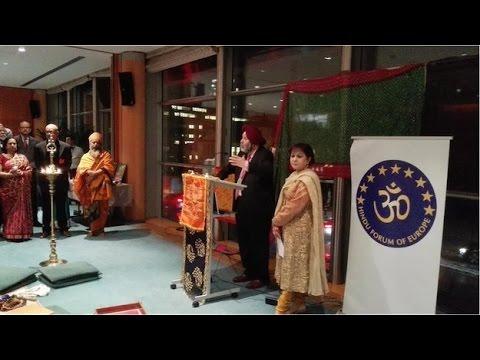 News - First Diwali Celebration in the European Parliament