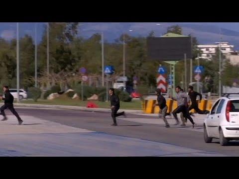 ميناء باتراس اليوناني طريق محفوفة بالمخاطر بالنسبة للمهاجرين  - 23:21-2018 / 3 / 13
