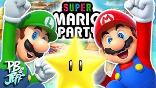 IT IS GOOD! - Super Mario Party (Part 2) | Ft. ProJared + DYKG