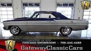 1967 Chevrolet Chevy II Nova Gateway Classic Cars chicago #1310