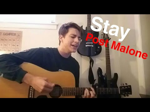 Stay (Post Malone Cover)