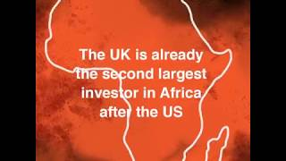 UK and Africa: Working closer together