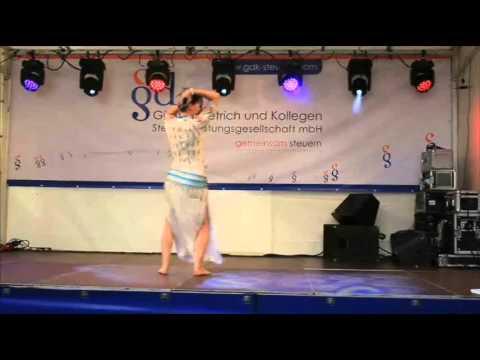 Frankfurter Bauchtanzschule OT pur - Trommelsolo