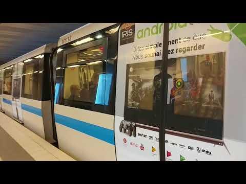 مترو الجزائر العاصمة  Algiers Subway - Metro d'Alger