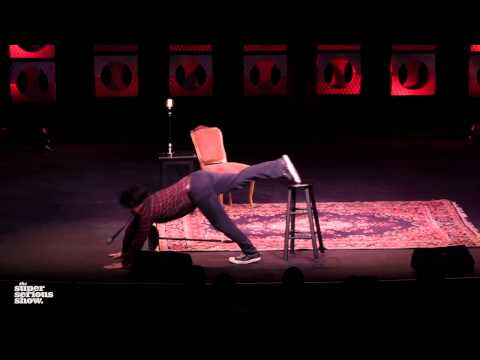 Josh Fadem – Physical Comedy Schtick – 2012