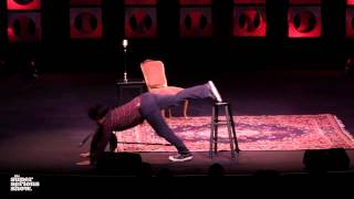 Josh Fadem - Physical Comedy Schtick - 2012