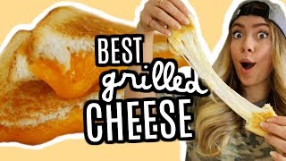 MEILLEUR GRILLED-CHEESE EVER