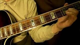 「ひとりキャラバン」(村下孝蔵さんのギター)をゆっくり弾いてみまし...