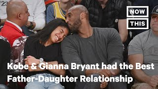 Kobe and Gianna Bryant had the Best Father-Daughter Relationship | NowThis