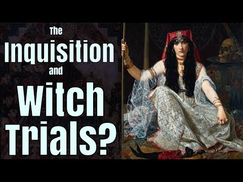 Did the Inquisition Conduct Witch Trials?