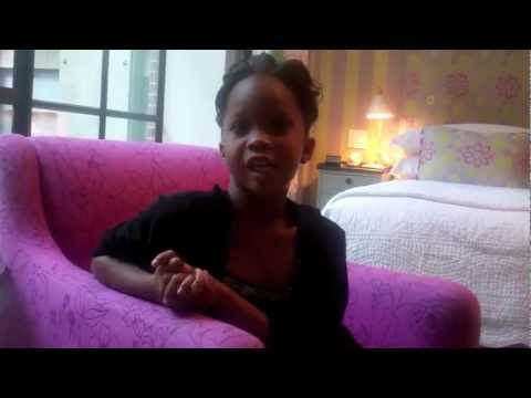 BEASTS OF THE SOUTHERN WILD: Quvenzhané Wallis Interview