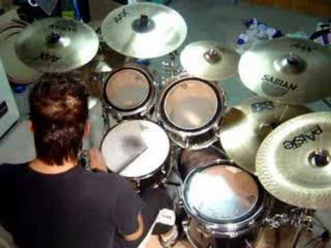 Ill Niño - Reservation For Two (Drum Cover By Vincinho)