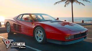 Poster Child - 1985 Ferrari Testarossa  | SentiMETAL Ep.7