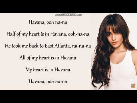 Camila Cabello- Fast Havana (Lyrics) (ftYoung Thug)