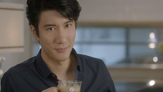 Video My new NESCAFE GOLD Latte tv commercial with Wang Leehom download MP3, 3GP, MP4, WEBM, AVI, FLV September 2018