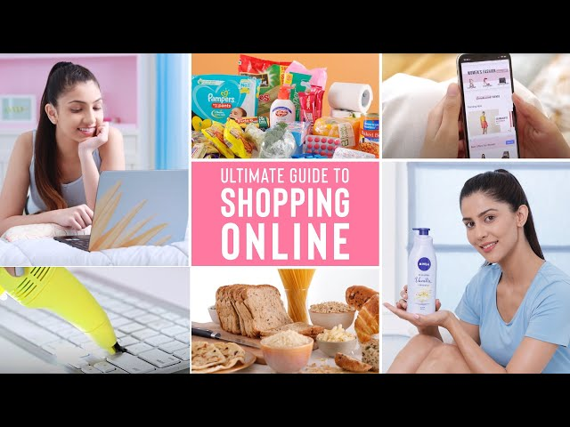 TOP 10 PLACES TO SHOP ONLINE | How To Shop Online