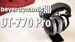 Beyerdynamic DT-770 Pro - Der wohl beste Kopfhörer im Test [Review|Deutsch]