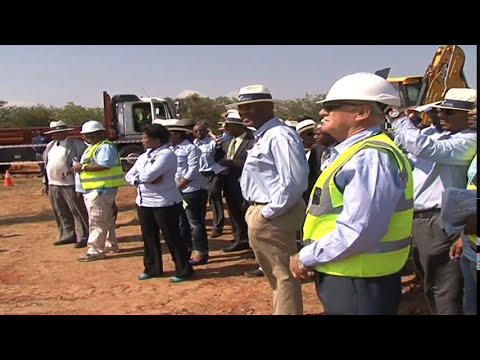 Top Water Project in Botswana