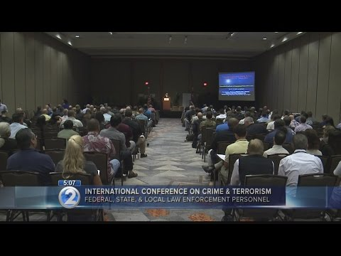 Hundreds gather in Honolulu for crime conference