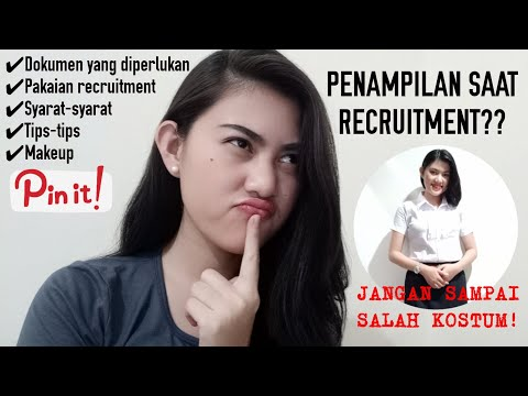 RECRUITMENT PRAMUGARI 2019 || PERSYARATAN PRAMUGARI