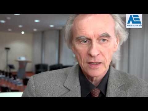 Interview Eckhard Fischer - ASUE-Effizienzdialog in Berlin 2012