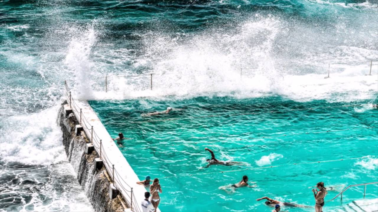 Iceberg Pool Bondi Australia Youtube