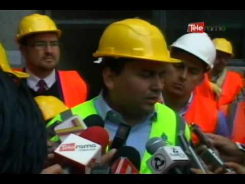 Gobernador recorre obras del nuevo centro de rehabilitación
