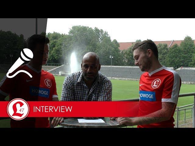 Oberligateam: Interview mit Maik Haubitz und Christian Gawe