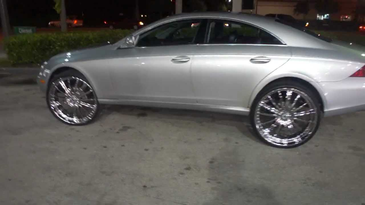 The First Cls 500 On Dem 26 Quot Asanti S Youtube