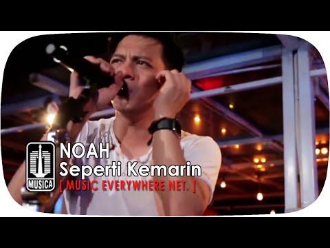 Cover Lagu Live Performance Noah - Seperti Kemarin