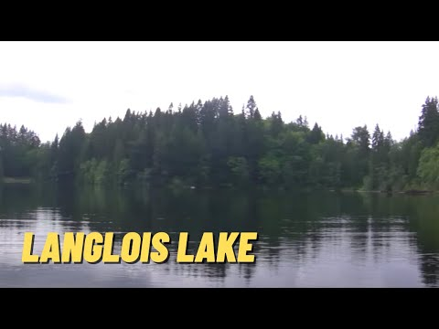 Langlois Lake In King County