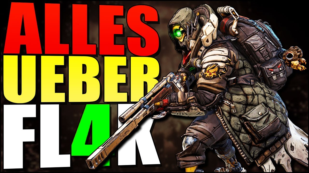 FLAK GUIDE - Alles über FL4K - Borderlands 3 Tipps deutsch german