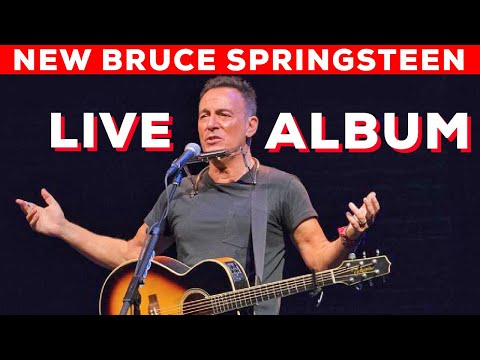 "New Bruce Springsteen Live Album Captures Hit Broadway Show  ""SPRINGSTEEN ON BROADWAY"" Mp3"