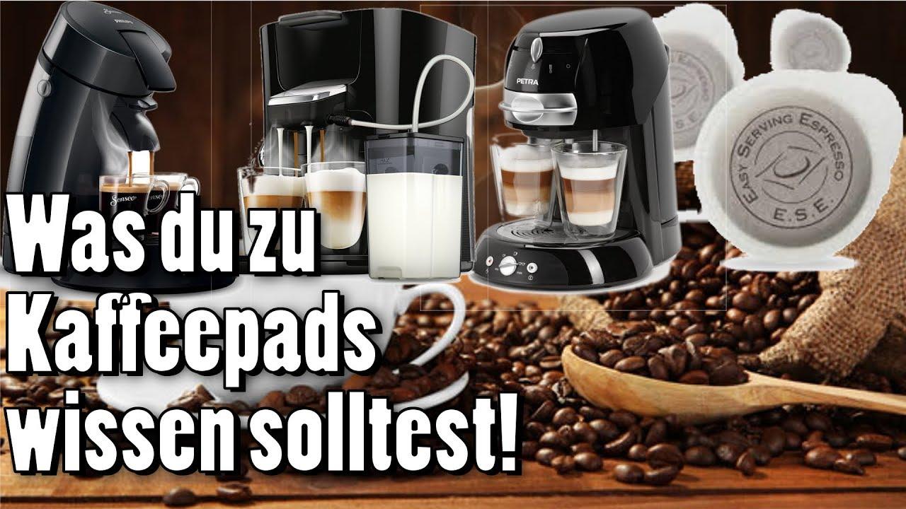 Kaffeepads Alles Zum Thema Günstigstes System Beste Maschinen
