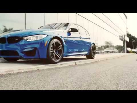 BMW Laguna Seca F80 M3- Habberstad Motorsport