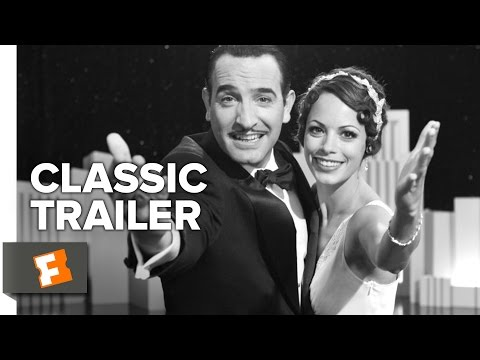 The Artist 2011    Jean Dujardin, Bérénice Bejo Movie HD