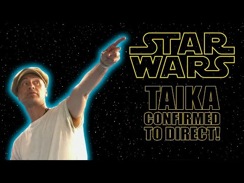 Taika Waititi To Direct New STAR WARS Movie! What Will He Do With The Brand? | Flickering Myth News