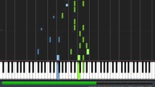 Video Mizufuusen - Maiko Fujita  Synthesia  Piano download MP3, 3GP, MP4, WEBM, AVI, FLV Juni 2018