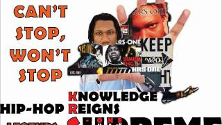 KRS-One - Can