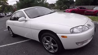 Lexus SC300 5-Speed -  One Take