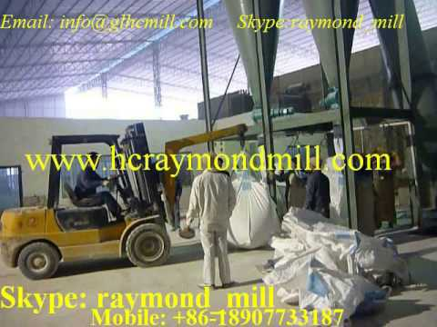 China No. 1 Roller Mill