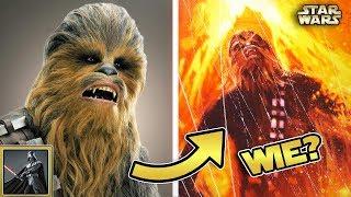 Star Wars: Wie Chewbacca starb, um Han und Leias Sohn zu retten [Legends]