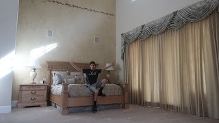 PICKING MY ROOM AT THE NEW HOUSE!! | Vlogs | FaZe Rug