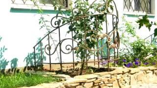 Кованые заборчики и ограждения для клумб и цветников купить Днепр недорого, красиво(, 2016-10-14T10:23:23.000Z)