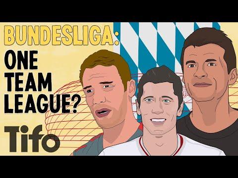 How the Bundesliga Became a One-Team League