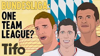 How the Bundesliga Became a One-Team League