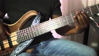 Neyi and Benjamin Dube - Lamb of God Bass Tutorial