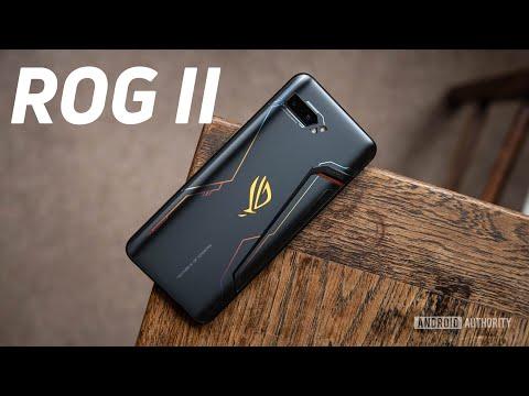 ASUS ROG Phone 2 review - Someone FINALLY nailed the gaming phone!