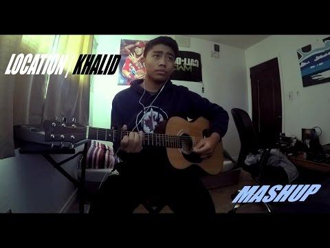 Khalid - Location Mashup Don't,Or Nah (Cover By Brian Mendoza)